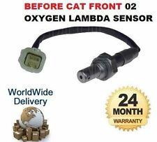 FOR SUZUKI GRAND VITARA 2.4 2008--  PRE FRONT CAT UPPER 02 OXYGEN LAMBDA SENSOR
