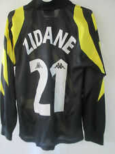 Juventus 1996-1997 Zidane 21 Cup Away Football Shirt Size Small LS /34715