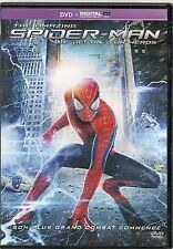 DVD ZONE 2--THE AMAZING SPIDER-MAN--WEBB/GARFIELD/STONE/FOXX
