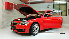 G LGB 1:24 Scale BMW 3 Series 335i F30 24039 Very Detailed Welly Model Car