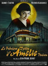 Amelie movie poster  A4 Size