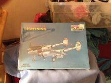 Lockheed P-38 Lightning Model