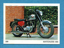 AUTO E MOTO - Figurina-Sticker n. 288 - MATCHLESS 650 -New