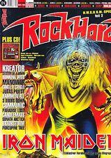 Magazin Rock Hard 215/2005,Iron Maiden