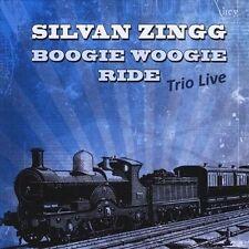 Silvan Zingg Trio-Boogie Woogie Ride (Live)  CD NEW