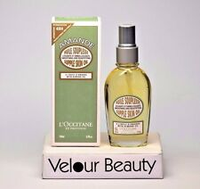 L'OCCITANE Amande 3.4 oz. Supple Skin Oil 100 ml with almond oil New NIB