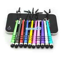 10x Metal Universal Stylus Touch Pens For Android Ipad Tablet PC Iphone Pen Mo