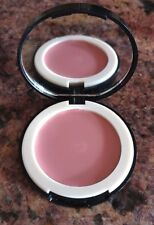 New *DOLL 10* HydraGel Cream Balm Blush ~KISS ON THE CHIC~ Nude Rose Mirrored 4g