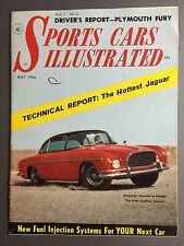 1956 Sports Car Illustrated Magazine Vol.1 #11, May 1956 RARE!! Awesome L@@K