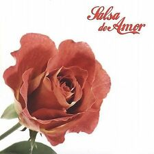 Salsa de Amor [J&N] by Various Artists (CD, Feb-2005, J&N/Sony), 15 tracks