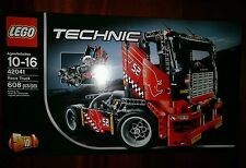LEGO 42041 Technic Race Truck 2 in 1 Brand New Sealed Free Shipping 5% Discount