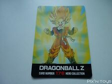 Carte originale Dragon Ball Z Hero collection Part 2 N°176 / 1994 Made in Japan