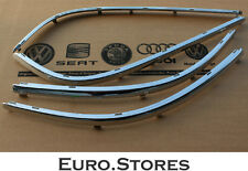VW Passat B5 3BG Original Highline Bumper Trim Strips Chrome Genuine New
