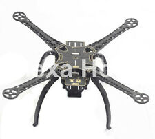 S500 500mm PCB Frame Kit W/ PCB Central Plate Landing Gear For Quadcopter  Black