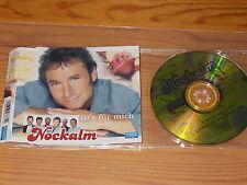 NOCKALM - TU'S FÜR MICH / 2 TRACK MAXI-CD 2001 MINT!