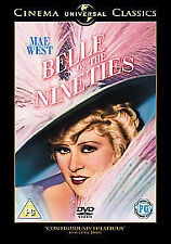 Belle Of The Nineties Dvd Mae West Brand New & Factory Sealed