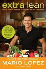 Extra Lean: The Fat-Burning Plan That Changes the Way You Eat for Life - New - L