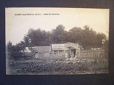CPA  -  ( 92 - Hauts-de-Seine )  -  Clichy-sous-Bois  -  Allée de Navarrin
