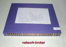 Extreme Networks Summit X250E-48P Switch Model 15107 48 Port 10/100 POE