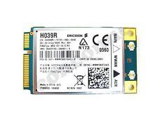 DELL 5540 WWAN Mobile Broadband Card HSDPA GPS  H039R Ericsson F3607gw