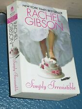 Simply Irresistible by Rachel Gibson *FREE SHIPPING* 9780380790074