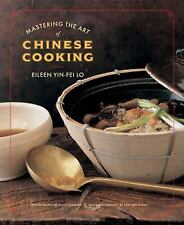 Mastering the Art of Chinese Cooking, Lo, Eileen Yin-Fei, Very Good Book