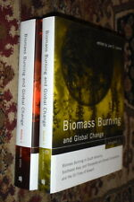 Biomass Burning and Global Change,2 Vol.,Levine,VGVG,HB,1996,First   R