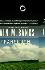 Transition by Iain M. Banks (2009, Hardcover)