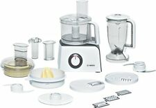 Bosch MCM4100GB Styline Compact Food Processor 800W Liquidiser Blender Chopper