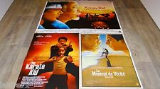 KARATE KID 1.2.3. affiches cinema  karate kung-fu