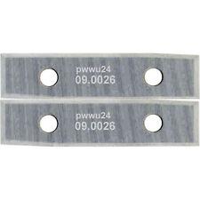 2 Profilmesser 09.0026 Profilmesser passend für Flury 11.200.035.030.A S1023.07