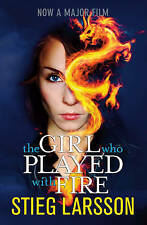 The Girl Who Played With Fire (Millennium Trilogy), Stieg Larsson, Good conditio