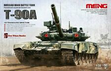 Meng Model 1/35 TS-006 Russian Main Battle Tank T-90A