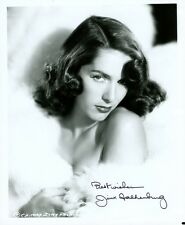 Seductive JINX FALKENBURG Signed Photo