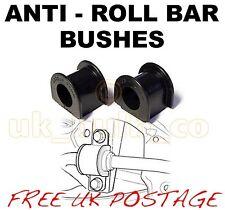 Nuova Barra Anti Rollio ANTERIORE CESPUGLI x 2 PEUGEOT 206 98  18mm