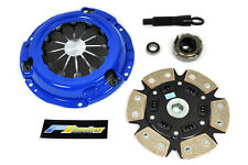 FX STAGE 3 CLUTCH KIT 1989 89 HONDA CIVIC CRX 1.5L 1.6L SOHC 4CYL HF DX LX Si