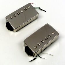 Bare Knuckle Steve Stevens Rebel Yell Calibrated Pickup Set 50mm Nickel Covers