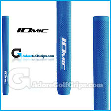 Iomic Absolute X Midsize Paddle Putter Grip - All Colours - Free Post  + Tape