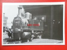 POSTCARD SR LOCO NO 30088 AT PLYMOUTH FRIARY LOCO SHED 1955
