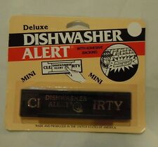 G.S. Designs Inc. Deluxe Mini Dishwasher Alert - NEW