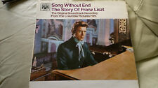 Song Without End - The Story of Franz Liszt  OST vinyl LP