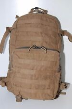 Eagle Industries USMC FILBE 3 Day Assault Pack 20 Liter Coyote Brown Great Shape