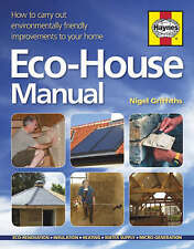 THE ECO-HOUSE MANUAL  BOOK NEW