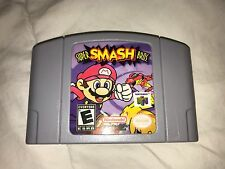 Super Smash Bros made for N64 Cartridge Only - Tested