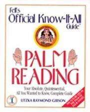 Official Know it All GT Palm Reading