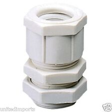 GEWISS GW52006 SHOCKPROOF POLYMER CABLE GLAND - PG PITCH 21 IP66