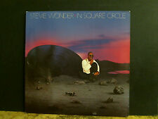 STEVIE WONDER  In Square Circle  L.P.  Lovely copy !!