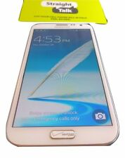 Straight Talk Samsung Galaxy Note 2 II -UNLOCKED -16GB 4G LTE Verizon -VALUE