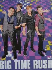 BIG TIME RUSH - A2 Poster (XL - 42 x 55 cm) - Logan Clippings Fan Sammlung NEU