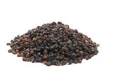 Elderberries, Dried - 8 ounces - Bulk Botanical Whole Elder Berries